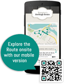 Explore the Route onsite with our mobile version